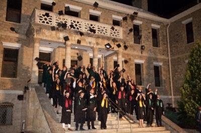 Perrotis College Commencement Ceremony