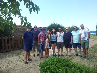 Training in Greece for the Rural Entrepreneurship project